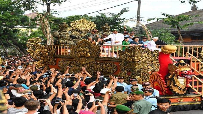 Belum Dimulai, Pesta Kesenian Bali 2019 Sudah Heboh di Dunia Maya
