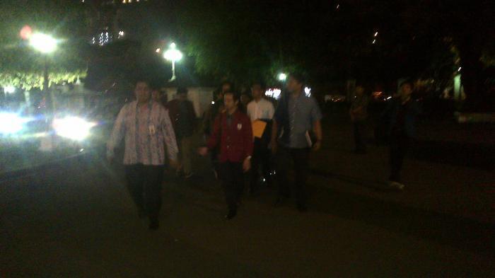 Jokowi Undang Pimpinan BEM Se-Indonesia Makan Malam di Istana