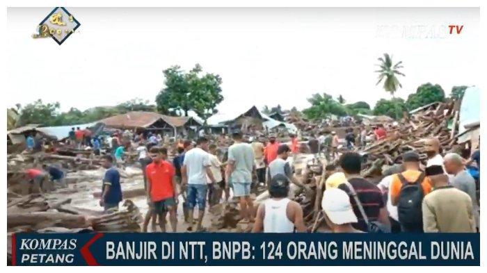 Banjir Bandang dan Longsor NTT Jadi Pembelajaran Tingkatkan Pemahaman Masyarakat Hadapi Bencana