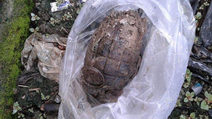 Granat Siap Meledak Ditemukan di Pos Polisi Wilayah Gambir