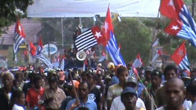 Bendera Papua Merdeka Berkibar di KJRI Melbourne, Begini Kronologinya