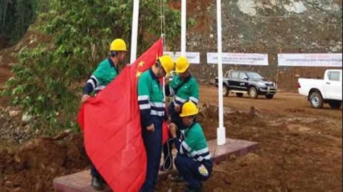 Survei Median: China Dianggap Sebagai Ancaman Terbesar Bagi Indonesia