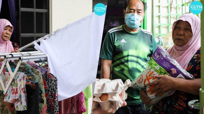 Kasus Covid-19 di Malaysia Capai Angka Tertinggi Tiga Hari Berturut-turut