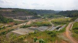 Pembangunan Bendungan Leuwikeris di Jawa Barat Sudah Mencapai 80 Persen