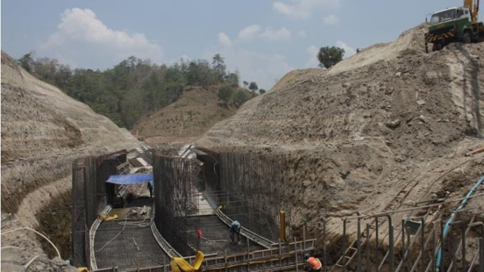 Proyek Bendungan Tamblang Bali Ditargetkan Rampung 2022