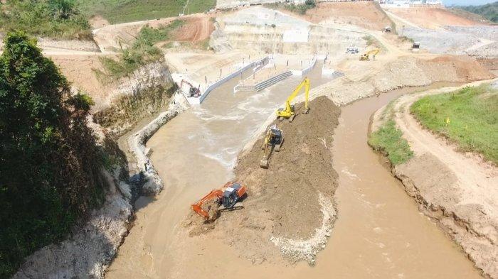 BUMN Konstruksi Ini Garap 3 Proyek Infrastruktur Pengairan Baru