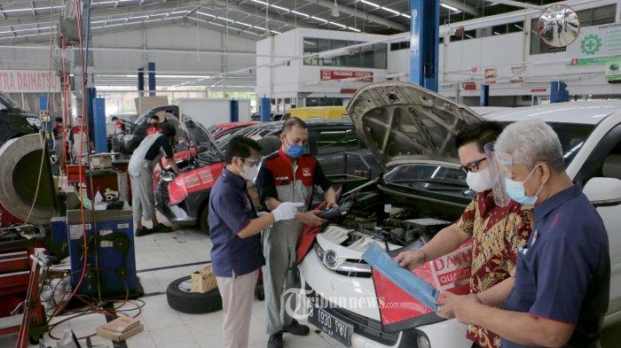 Daihatsu Berharap Kelangkaan Chip Semikonduktor Segera Pulih