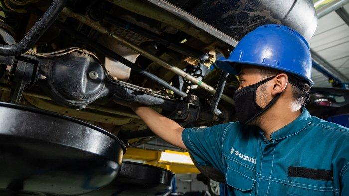 Suzuki Sediakan Servis Gratis untuk Kendaraan Korban Banjir di Kalsel