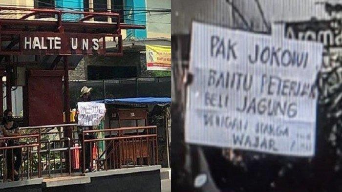 10 Mahasiswa UNS yang Bentangkan Poster Sambut Presiden Jokowi Akhirnya Dibebaskan