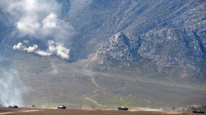 Kyrgystan-Tajikistan Bentrok di Perbatasan, Rusia Tengahi Potensi Konflik Susulan