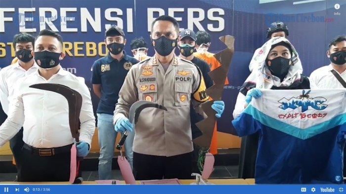 Bentrok Gangster All Star vs Gangster Jepang di Cirebon, Polisi Selidiki Campur Tangan Pihak Asing