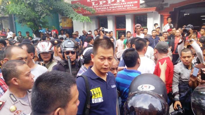 Kapolresta Medan Sebut Korban Bentrok PP-IPK Enam Orang