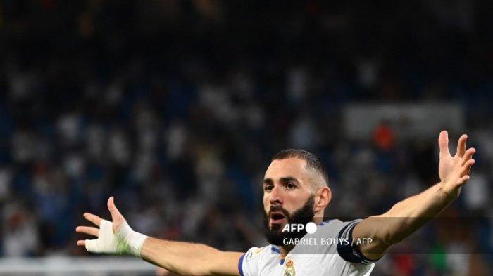 6 Fakta Real Madrid Menang 5-2 Lawan Celta Vigo; Karim Benzema Cetak Hattrick Ketiga di La Liga