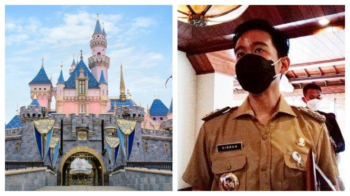 Beredar Hoaks Program Kerja Wali Kota Solo, Akan Bangun Disneyland, Gibran: Itu Ngawur Banget