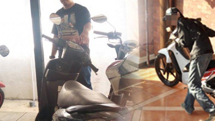 Berharap Dicari Mantan Pacar, Pemuda di Jogja Malah Didatangi Polisi karena Curi Motor sang Mantan