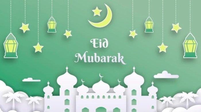 Kumpulan Gambar Ucapan Selamat Idul Fitri 1442 H, Beserta Kata-kata Mutiara Hari Raya Lebaran