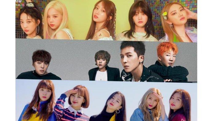 Daftar Idol Grup K-Pop yang Akan Comeback dan Debut pada Mei 2019: EXID Comeback Terakhir?