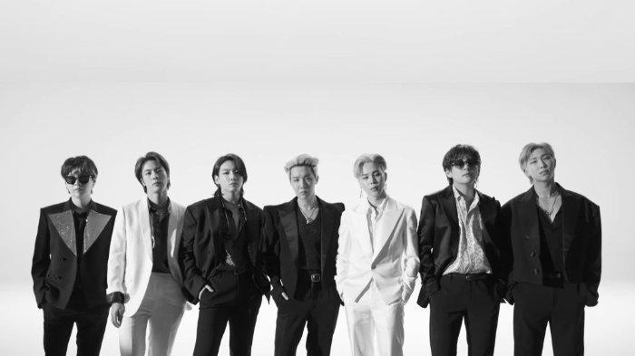 Butter  BTS Pecahkan Rekor Bar, Jadi MV Tercepat dalam 200 Juta Penayangan