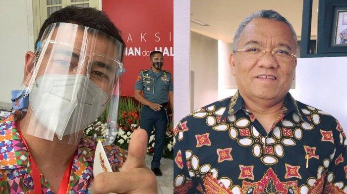 Berikut profil sosok David Tobing, seorang advokat publik yang gugat Raffi Ahmad ke Pengadilan terkait berpesta setelah divaksin.