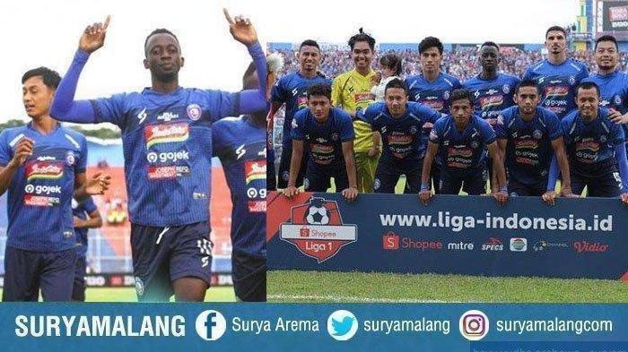 Berita Arema Hari Ini Populer, Perpisahan Rivaldi Bawuo & Isu Makan Konate Pindah ke Persib Bandung.