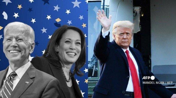 POPULER INTERNASIONAL: Pelantikan Joe Biden-Kamala Harris | Pidato Perpisahan Donald Trump