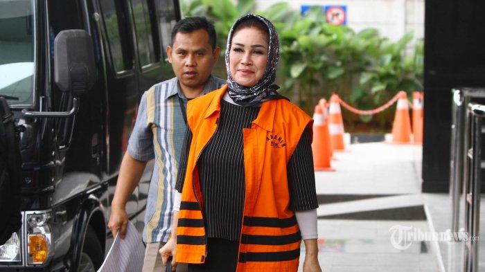 Siti Mashita Dipindah ke Lapas Bulu Semarang, Tak Lama Lagi Disidang