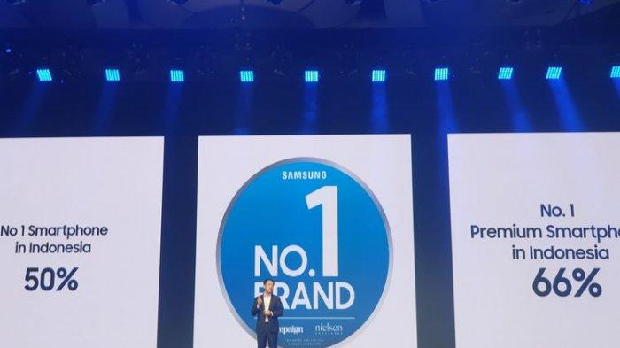 Bernard Ang, IT & Mobile Business Vice President Samsung Indonesia