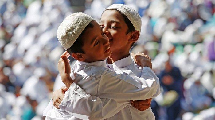 Hikmah Memaafkan di Hari Raya Idul Fitri Menurut Sains: Baik untuk Kesehatan Fisik dan Mental