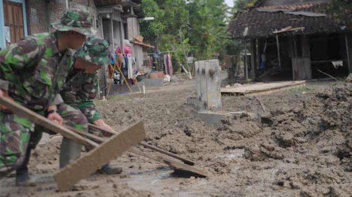 Penyebab Banjir Lumpur Setinggi 170 Sentimeter di Pandeglang Belum Diketahui