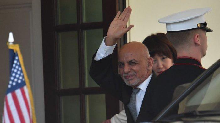Situasi Keamanan di Afghanistan Memburuk, Ashraf Ghani Salahkan AS karena Buru-buru Tarik Pasukan