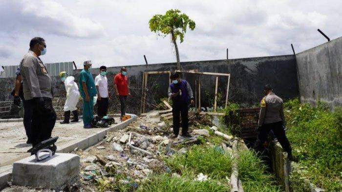 1,5 Jam Petugas Rayu Pasien Covid-19 di Bojonegoro yang Kabur, Sembunyi di Gorong-gorong