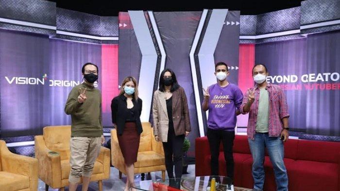 Mengulas Kisah Para Content Creator di Docuseries 'Beyond Creater: Indonesian YouTuber'
