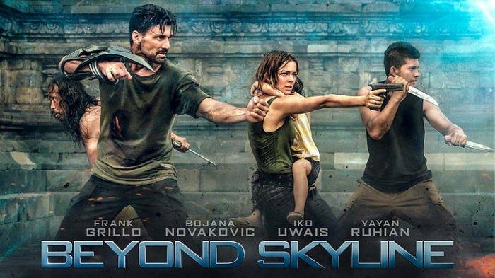 Sinopsis Beyond Skyline, Film Hollywood yang Dibintangi Iko Uwais, Tayang Malam Ini