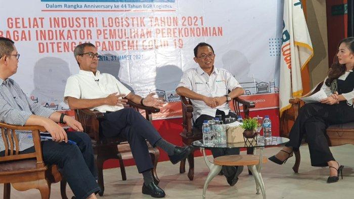Wujudkan Ketahanan Pangan, BGR Logistics Akan Sajikan Satu Data Pangan