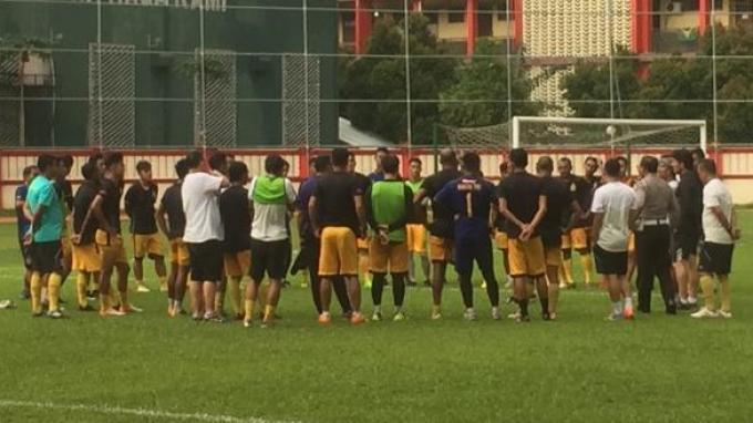 Gelandang Bhayangkara FC Enggan Remehkan PSIS Semarang