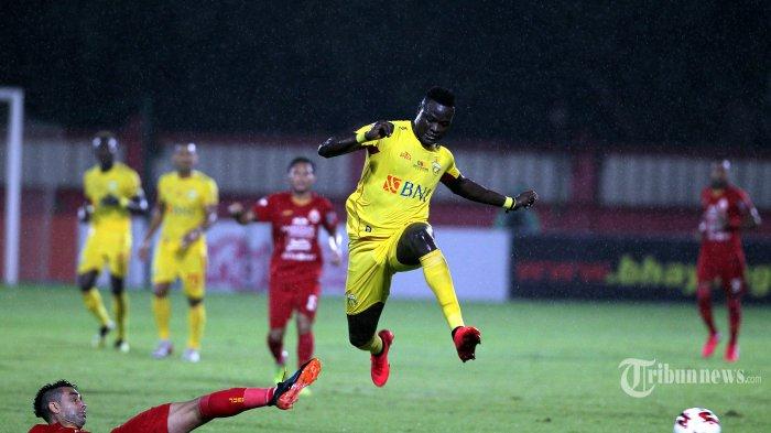 Kabar Liga 1 - Desas-Desus King Eze Comeback ke Persib, Ini Respons Bhayangkara Solo FC