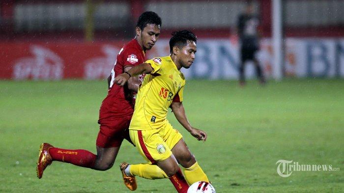 Andik Vermansah Buka Suara soal Masih Mandeknya Kompetisi Liga 1 2020
