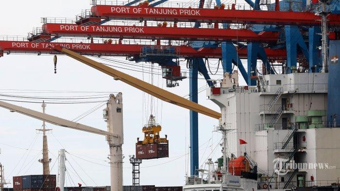 BPS: Nilai Ekspor Indonesia di Januari 2021 Turun 7,48 Persen