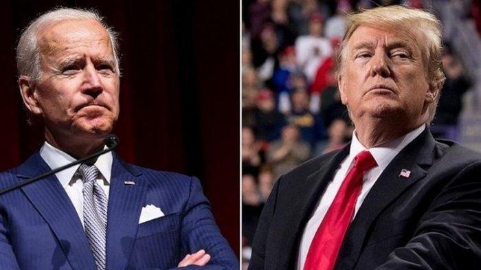 Donald Trump Defensif dan Bilang Pandemi Covid-19 Segera Berakhir, Joe Biden: Dia Sudah Menyerah