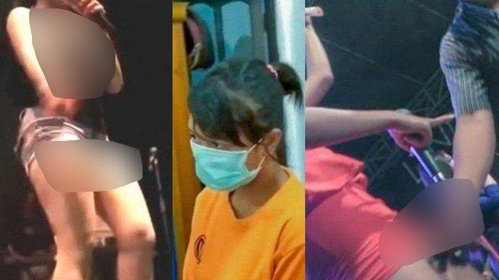 Hal-Hal Seputar Aksi 'Liar' Biduan Dangdut Lepas Baju dan Bra Seusai Disawer 100 Ribuan