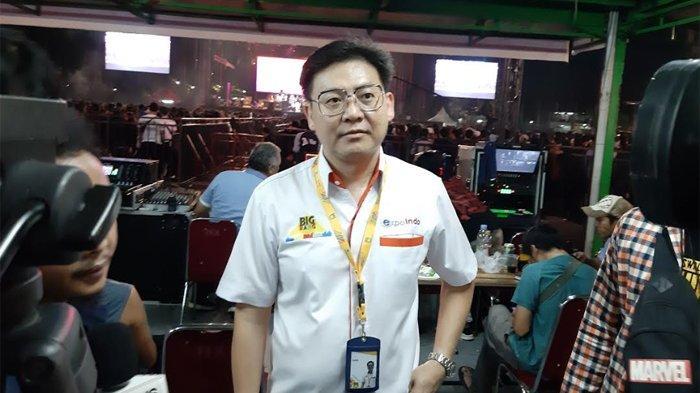 Indra, President Director PT Expo Indonesia yang ditemui disela-sela acara Big Bang Jakarta 2019.