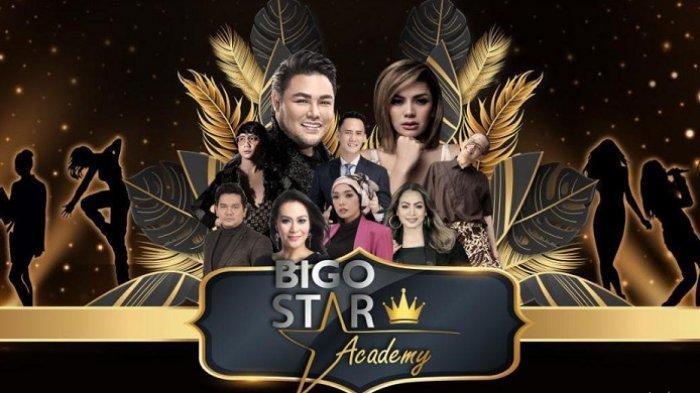 Ajang Bigo Star Academy. Ivan Gunawan, Nikita Mirzani, Choky Sitohang dan deretan artis lainnya tampil sebagai coach.