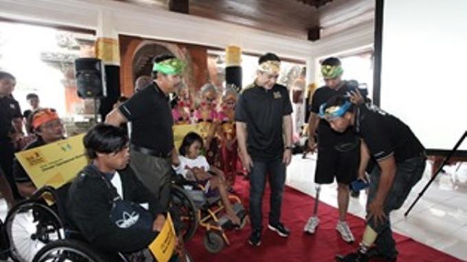 BII Dukung Pemberdayaan Ekonomi Komunitas Penyandang Disabilitas