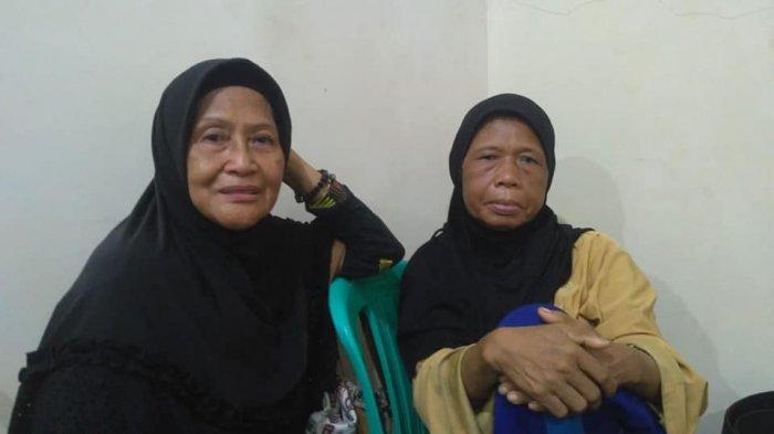 Irawati atau Bik Wati (kanan) seorang pemulung yang viral karena dituduh sebagai komplotan penculikan anak bersama mantan majikannya.