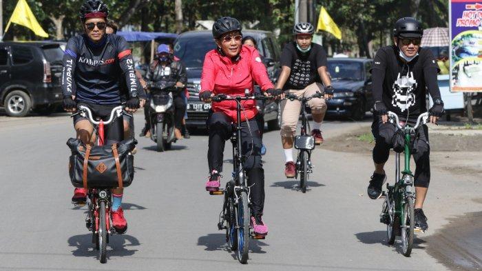 Tahun Baru Harapan Baru, Kompas.com Gelar #MelihatHarapan Bike Pangandaran 2021