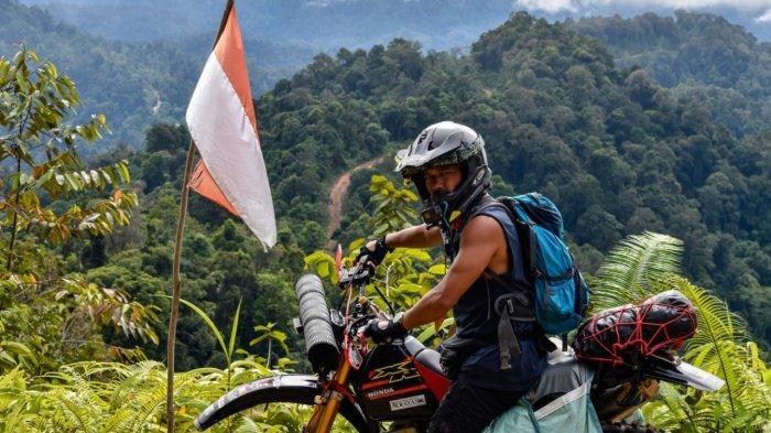 Biker Ibnu Jamil