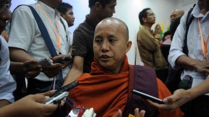 Militer Myanmar Bebaskan Ashin Wirathu, Biksu yang Dituduh Menghasut Kekerasan pada Rohingya