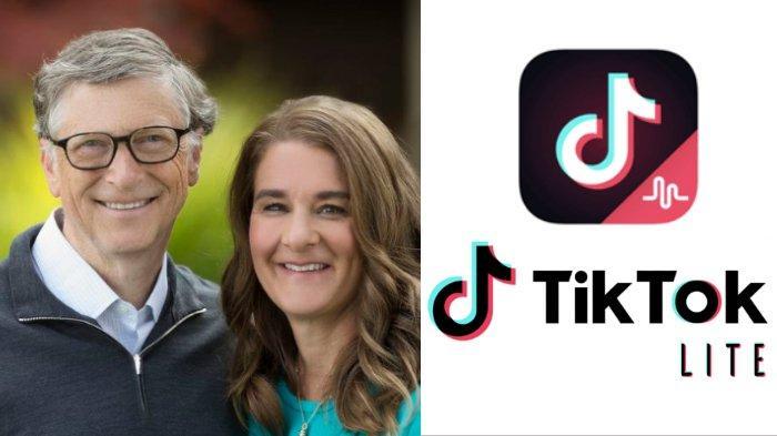 POPULER Techno: Bill Gates & Melinda Gates Umumkan Perceraiannya | TikTok Luncurkan Versi Lite