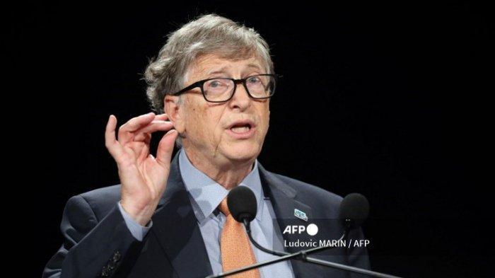 Bill Gates Sebut Suntikan Vaksin Ketiga Mungkin Dibutuhkan untuk Memerangi Varian Baru Covid-19