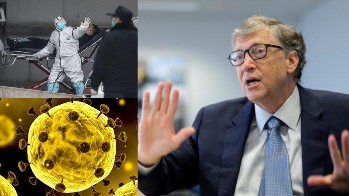 Bill Gates sudah Prediksi Adanya Virus Corona tahun 2018